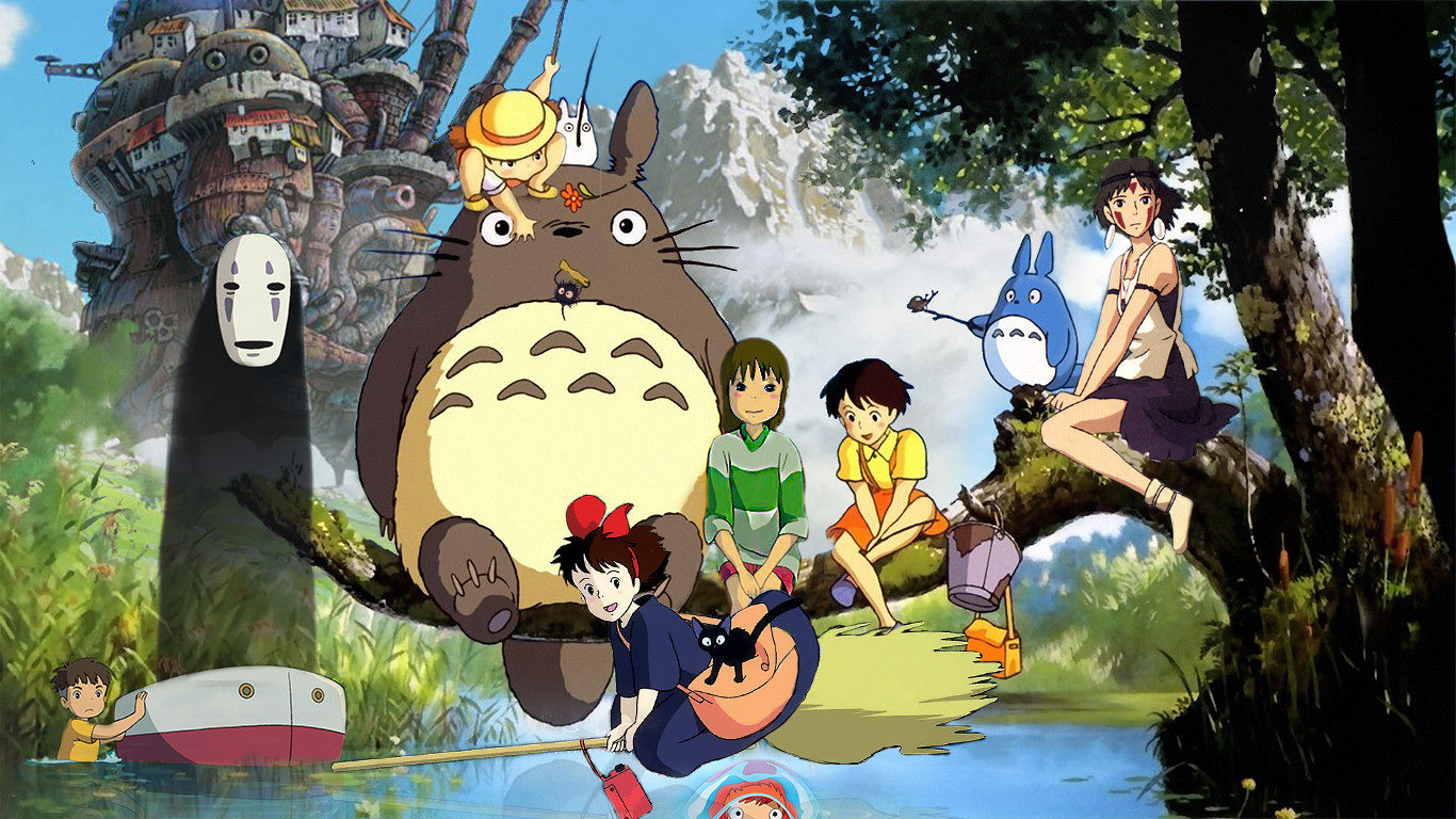 The Marvelous World of Studio Ghibli
