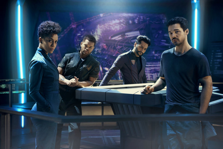 the expanse crew