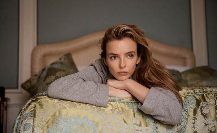 Bored Jodie Comer KES2Ep4