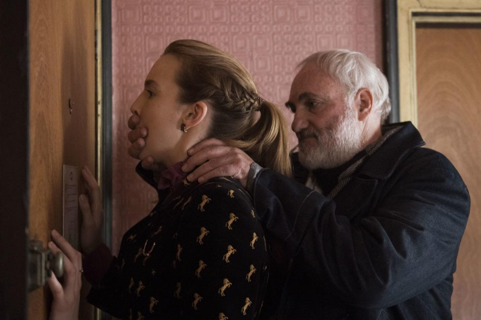 KE S2Ep3 Villanelle and Konstantin