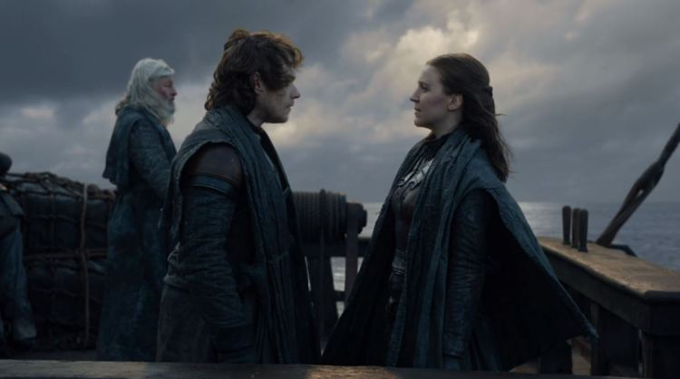 Yara and Theon