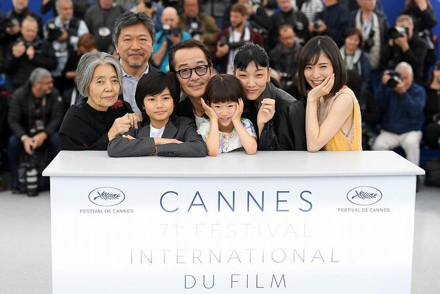 Manbiki_kazoku_Cannes