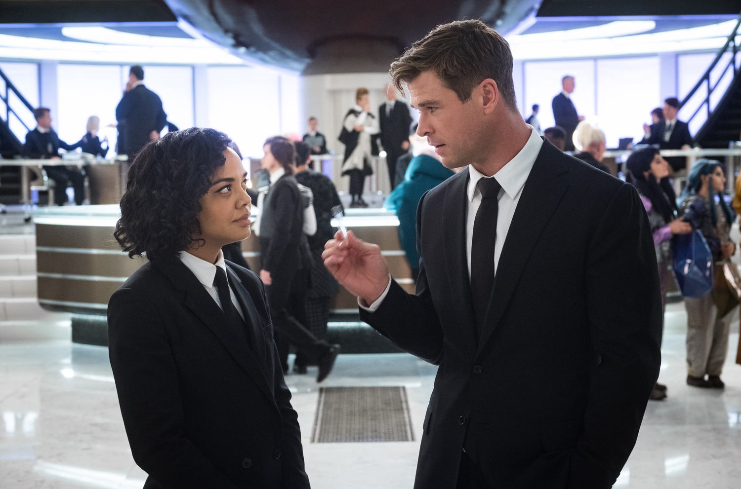Tessa Thompson (Finalized);Chris Hemsworth (Finalized)